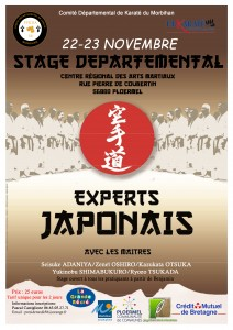 Stage experts Japonais