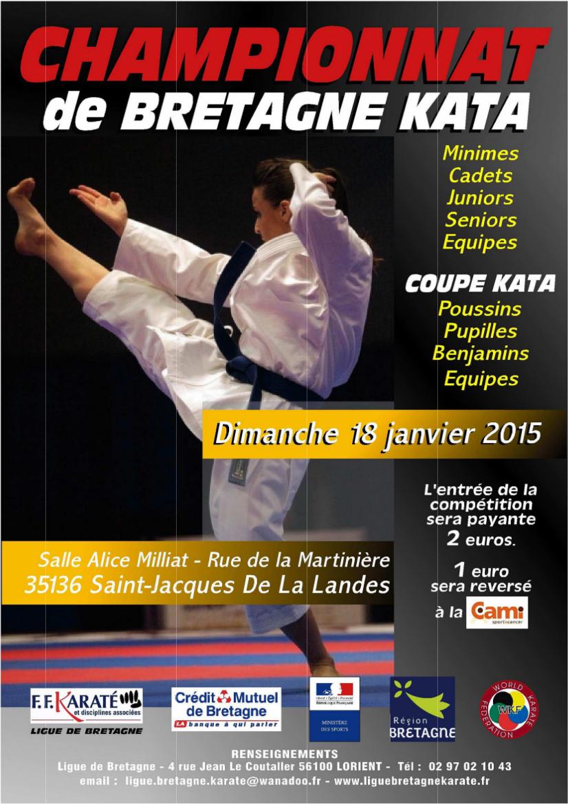 Championnat de bretagne kata - Coupe de bretagne seniors ...